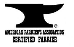 Loren Warner, CF - AFA Certified Farrier (Santa Clarita, Agua Dulce, Acton, CA horseshoeing)